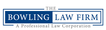The Bowling Law Firm | New Orleans, Louisiana Attorney Logo